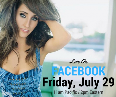Laura Gives Sneak Peek of New Music on Facebook Live – WATCH